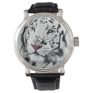 White Tiger Wrist Watch