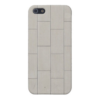 White Tile Design 01 iPhone 5 Cover
