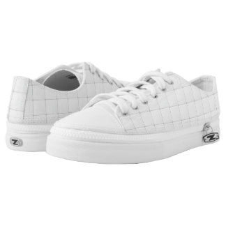 White tile low tops
