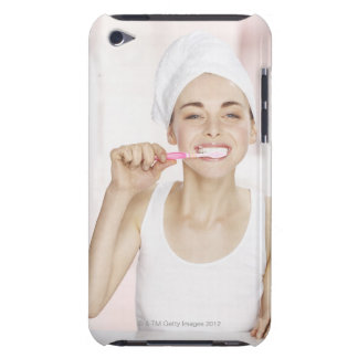 white towel, beauty, clean, fresh, bathroom, barely there iPod cases