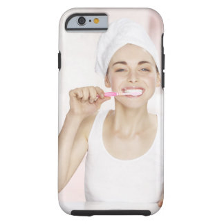 white towel, beauty, clean, fresh, bathroom, tough iPhone 6 case