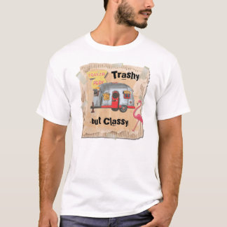 White Trailer Trash t-shirt