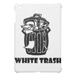 White Trash Garbage Can iPad Mini Covers
