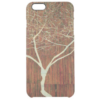 White Tree 2006 Clear iPhone 6 Plus Case