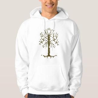 White Tree of Gondor Hoodie