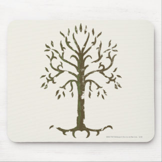 White Tree of Gondor Mouse Pad