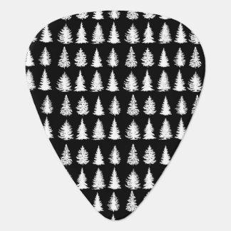 White Trees Guitar Picks Guitar Pick