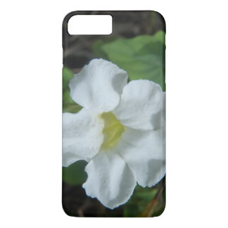 White Tropical Flower Found on Fiji iPhone 7 Plus Case
