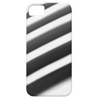 White Tube iPhone 5 Cover