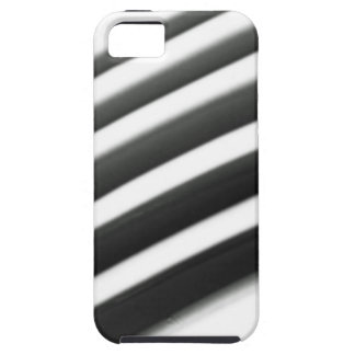 White Tubes iPhone 5 Covers