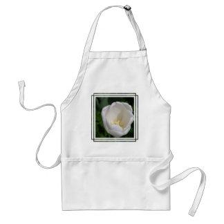 White Tulip Aprons