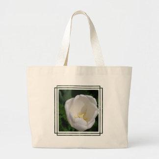 White Tulip Bags