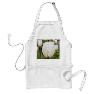 White Tulip Standard Apron