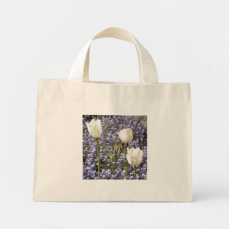 White Tulips Bags