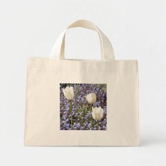 White Tulips Bags