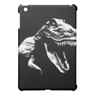 White Tyrannosaurus Rex iPad Mini Covers