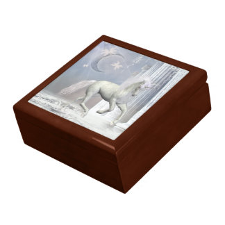 white Unicorn Gift Box