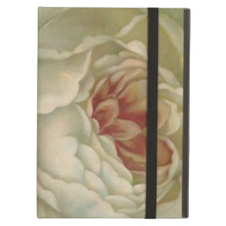 White Victorian Rose iPad Case/Cover 2/3/4 iPad Air Case
