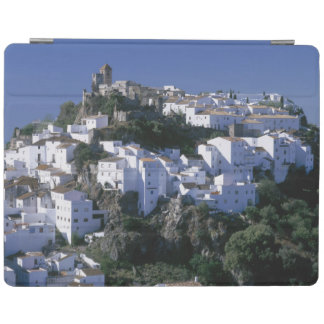 White Village of Casares, Andalusia, Spain iPad Cover