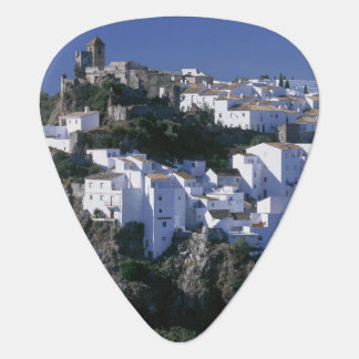 White Village of Casares, Andalusia, Spain Plectrum