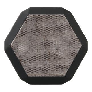 White Walnut Wood Grain Look Black Boombot Rex Bluetooth Speaker