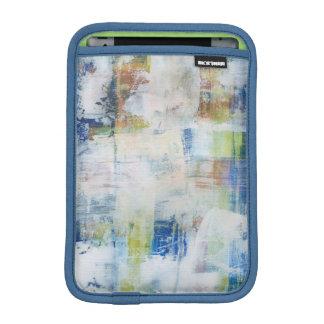 White Wash III iPad Mini Sleeve