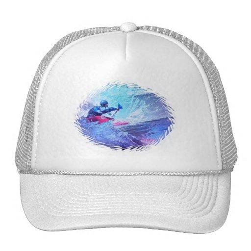 White Water Kayaker Hat