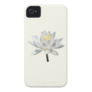 White Water Lily in Sunshine Case-Mate iPhone 4 Case