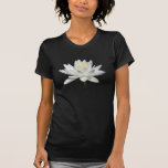 White Water Lily in Sunshine T-shirts