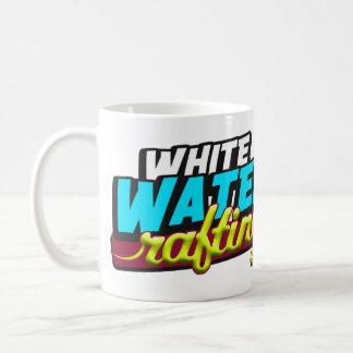 White Water Rafting Coffee Mugs