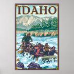 White Water Rafting - Idaho