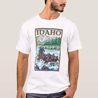 White Water Rafting - Idaho T-Shirt