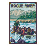 White Water Rafting - Rogue River, Oregon
