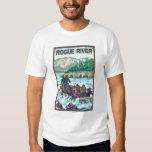 White Water Rafting - Rogue River, Oregon T Shirt