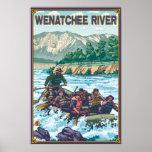White Water Rafting - Wenatchee River, WA