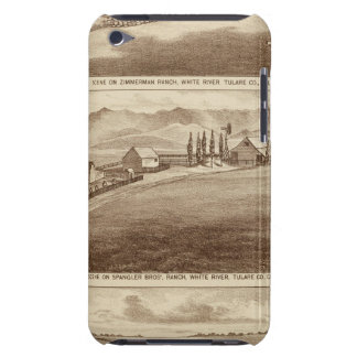 White Water, Saucelito ranches iPod Touch Case