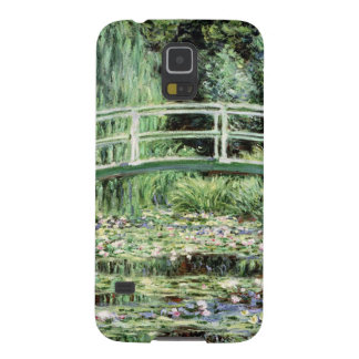 White Waterlilies, 1899 Galaxy S5 Cases