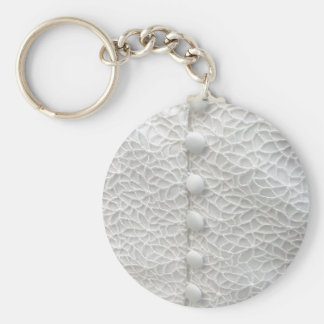 White Wedding Gown I Keychain Keychains