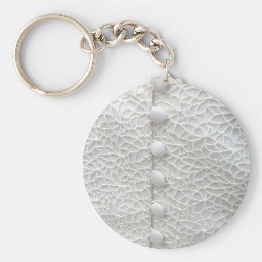 White Wedding Gown I Keychain Keychains