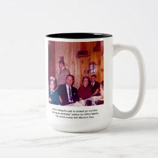White Wedding? Two-Tone Mug