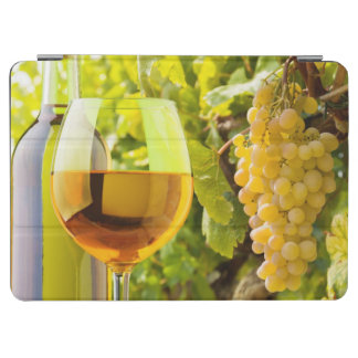White Wine And Grapes iPad Air Cover