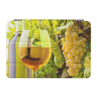 White Wine And Grapes iPad Mini Cover