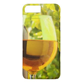 White Wine And Grapes iPhone 8 Plus/7 Plus Case