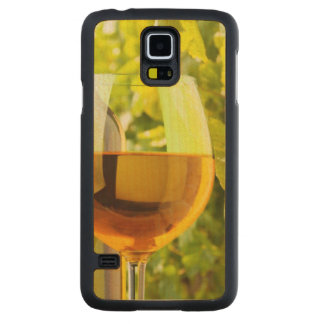 White Wine And Grapes Maple Galaxy S5 Case