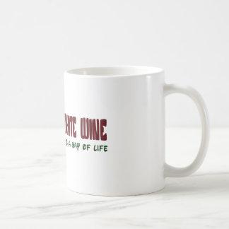 White wine It's a way of life Mug
