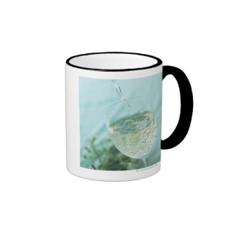 White Wine Coffee Mugs