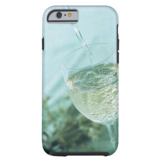 White Wine Tough iPhone 6 Case