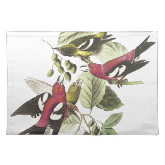 White-winged Crossbill Placemat