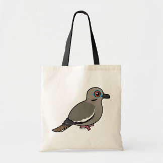 White-winged Dove Tote Bag