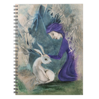 White Witch and Hare Notebook